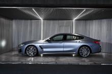 BMW 8-serien komplet med den helt nye Gran Coupé