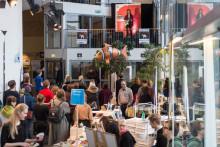 Nära 3 000 nyfikna gymnasieelever besöker Umeå universitet