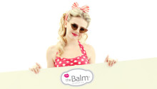 Nu kommer The Balm smink till Brallis.se!