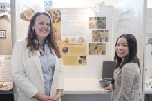 Utställningen Unga Forskare
