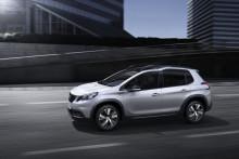 Sverigepremiär för Peugeot 2008 SUV