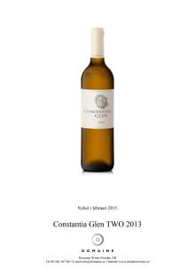 Constantia Glen TWO, artnr 90486