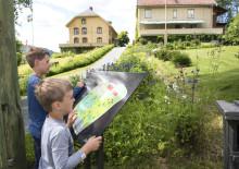 Sommer på Bjørnstjerne Bjørnsons hjem Aulestad