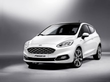 Nejluxusnější Fiesta míří na český trh. Ford zahajuje prodej verze Vignale