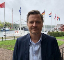 Göta kanalbolag rekryterar Magnus Hollwin som ny marknads- och kommunikationschef