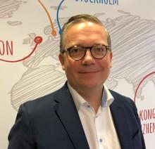 Mark Jensen utsedd till ny VD för MTR Nordic