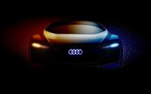 Frankfurtsalongen: Audi visar tre nivåer av autonom körning