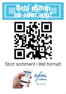 Affisch Dahl App