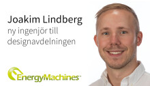 Energy Machines rekryterar ingenjör och stärker upp designavdelningen