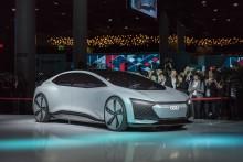 Audi konceptbil viser vej mod fremtiden inden for autonom kørsel