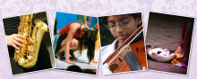Kulturskolan Garnalia: Platser kvar i nya kurser