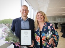 Löfbergs receives newly instituted equality award