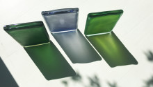 Tre nya verk av Laura de Santillana finns nu hos Galleri Glas