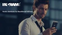 Ingram Micro kommer att distribuera den nya prisbelönta BlackBerry® KEYone