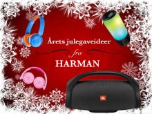 Årets julegaveideer fra Harman