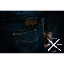 Lee x Brothers Custom Made Jeans