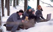Barneteater om dyrehagen som låg ved ein konsentrasjonsleir