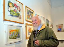 Local artists exhibit at Bury Art Museum