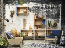 Moderne Afrika møder skandinavisk design i ny særkollektion: ÖVERALLT