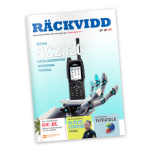 Nytt nummer av Räckvidd ute nu!