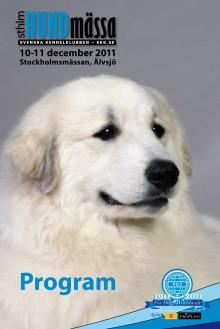 Publikprogram Stockholm Hundmässa