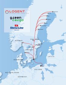 Storsatsning på Karlskrona som knutpunkt för frakt på järnväg
