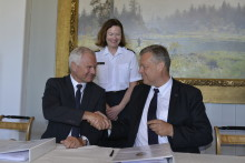 ​Nammo Signs Historic Framework Agreement with the Norwegian Armed Forces