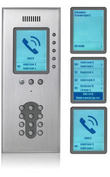 Aptus porttelefon har nytt skal och nytt gränssnitt