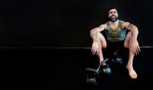 Kalle Zackari Wahlström testar idrotter under SM-veckan i Borås