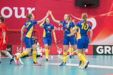 U19-damerna startade EFT med en stabil seger