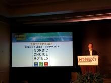 Nordic Choice Hotels vinnare av Hotel Visionary Awards 2018