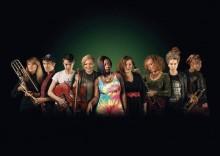 Gratis konsert med världsmusikbandet Sallyswag