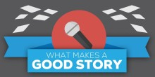 Is your story a good story? What makes one?