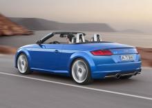 Den nye Audi TT Roadster og TTS Roadster