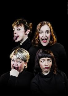 PÅ GRÄNSEN – En komisk helkväll av Anna Pettersson