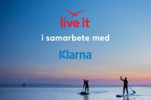 Live it byter till Klarna Checkout