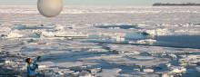 Världspremiär för film om polarforskning