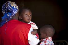 100 000 barn på flykt undan plundring och våld - Rädda Barnen utvidgar arbetet i Centralafrikanska republiken