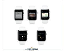 Accor lanserar egen app för Apple Watch