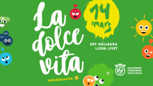 Påminnelse om vårseminarium 14 mars: La Dolce Vita
