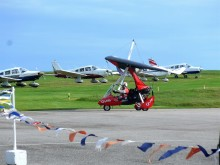 Alderney's 25th Annual Fly-In