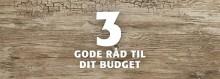 Hver tredje dansker har ikke et budget