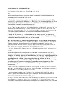 Manus – skolministeriet 2014-08-26 – Elever som försökskaniner