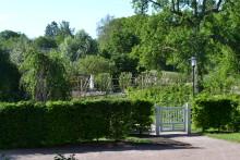 Trädgårdarna på Astrid Lindgrens Näs invigs!