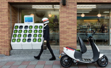 Yamaha Motor and Gogoro Begin EV Business Collaborative Study