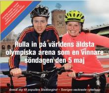 """Delta i Sveriges vackraste cykellopp - uppge koden """"DOWN"""" vid anmälan"""