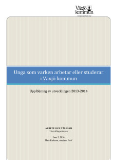 Uppföljning UVAS 2013-2014