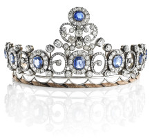 Dronning Alexandrines russiske bryllupsgave på auktion
