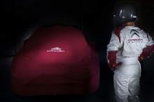 CITROËN med Sebastien Loeb deltar i FIA WTCC från och med 2014