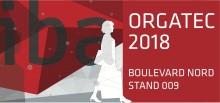 IBA-Bühne zur ORGATEC 2018